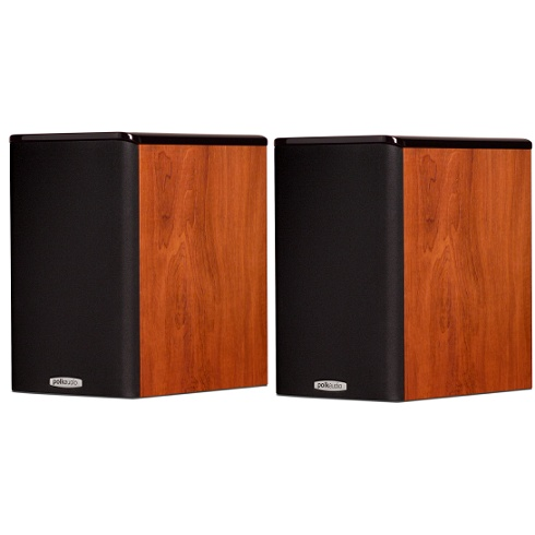 2-way cherry TSi Series bookshelf speaker pair