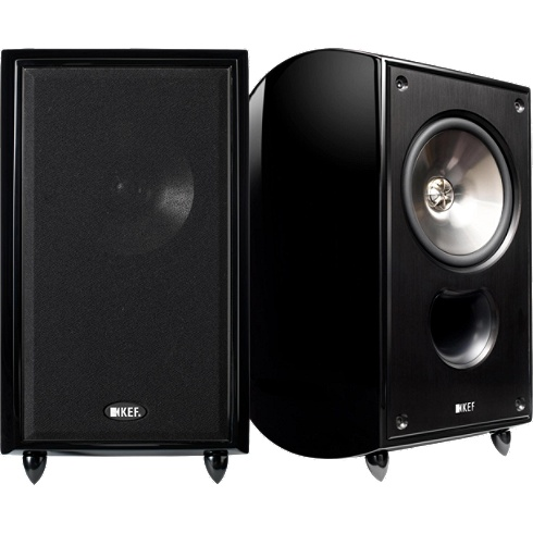 KEF XQ10GB GLOSS BLACK