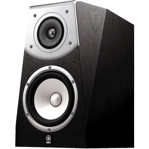 2-way single Soavo series bookshelf speaker
