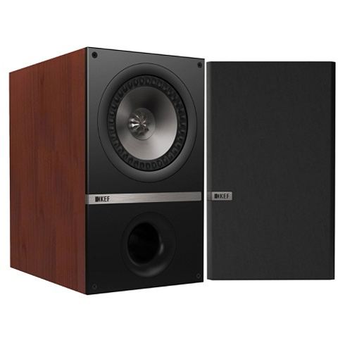 2-way bookshelf speaker pair