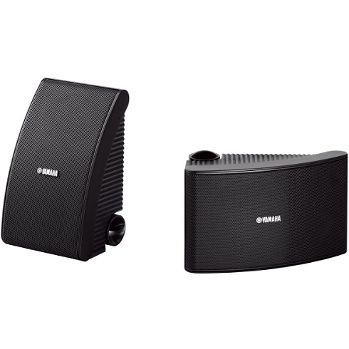 2-way outdoor speaker pair