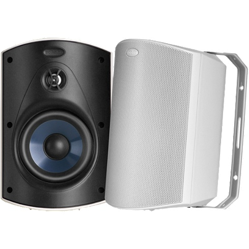 2-way Atrium series outdoor speaker pair