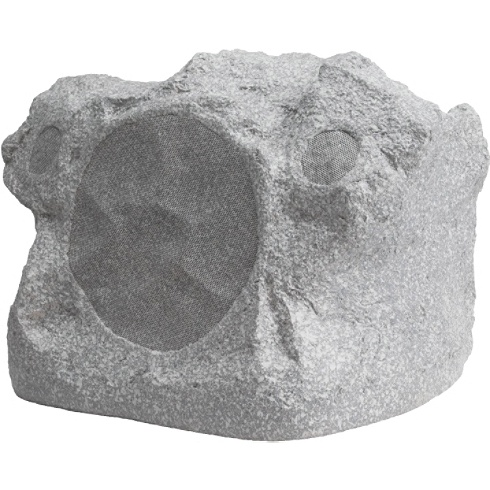 2-way all-weather rock single speaker