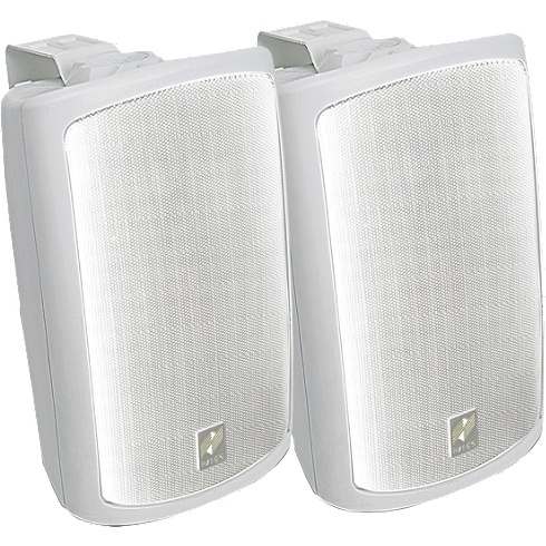 2-way OS Series indoor/outdoor speaker pair