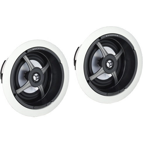 2-way in-ceiling speaker pair