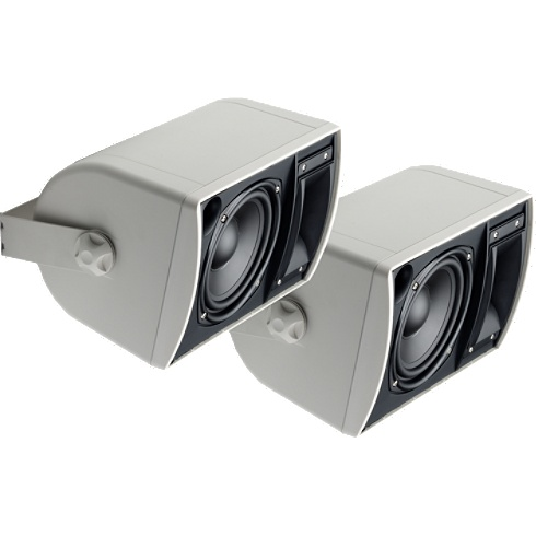 2-way Synergy series outdoor speaker pair