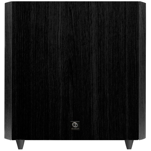 10 black 100W Classic series powered subwoofer