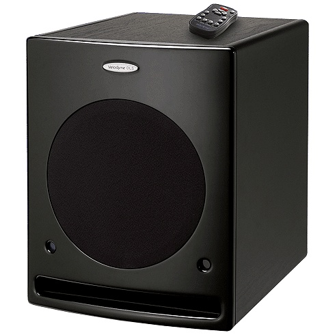 10 375W DLS-R Series Powered Subwoofer