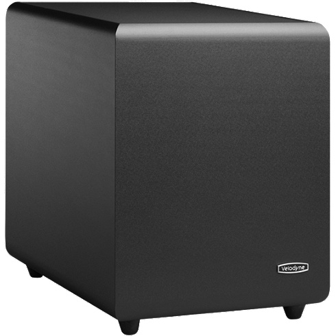 10 200W wireless powered subwoofer