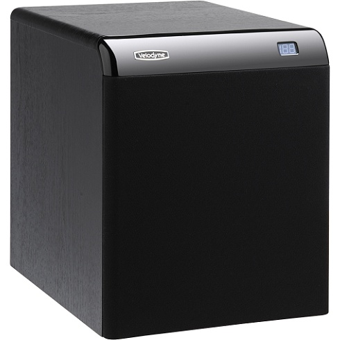 10 195W powered subwoofer