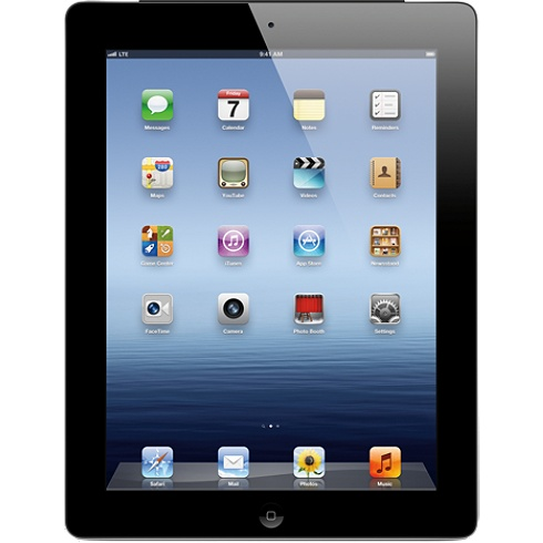Apple New 16GB iPad Wi-Fi +4G Verizon