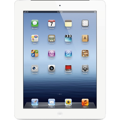 Apple New 64GB iPad Wi-Fi + 4G ATT
