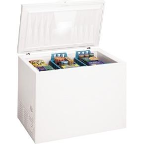 Frigidaire glfc1526fw ww 14 8 cu ft gallery series chest freezer