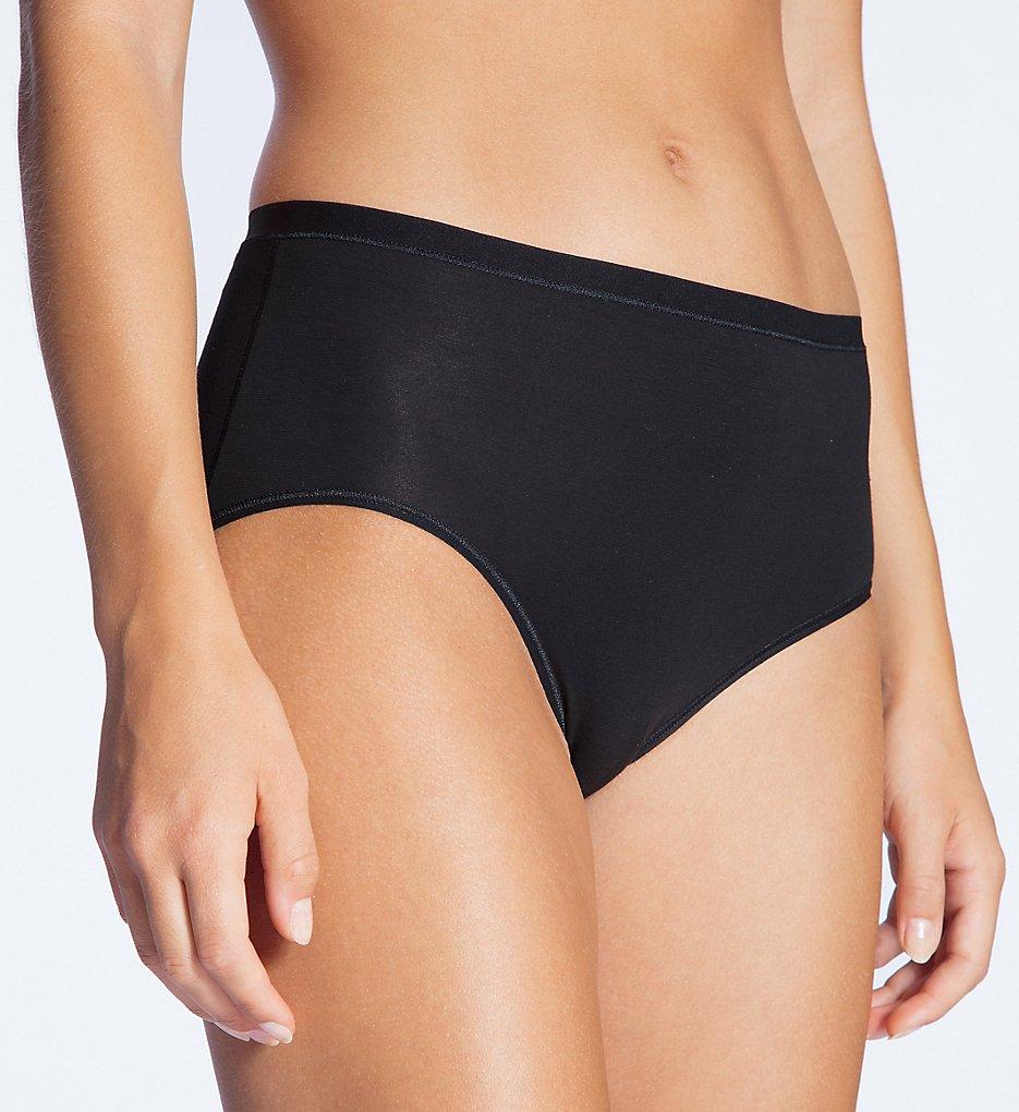 Calida Womens Natural Comfort Cotton Hi Cut Brief Panty 21175