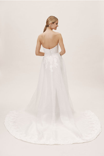 View larger image of Whispers & Echoes Eastcote Gown & Eastcote Detachable Train