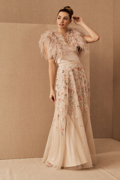 View larger image of Catherine Deane Mia Cami & BHLDN Colline Skirt