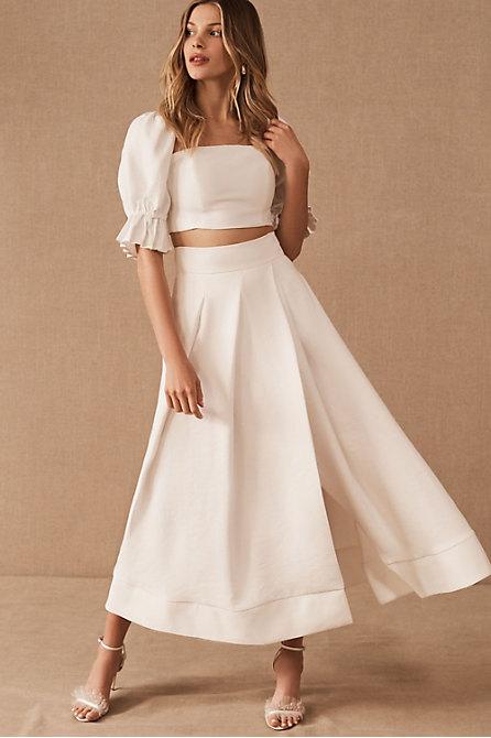 Hazen Top & Verdet Skirt