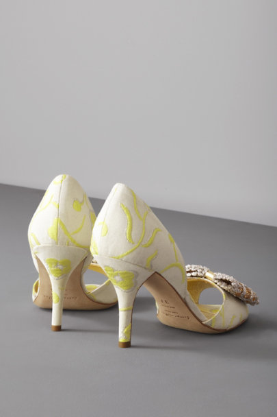 View larger image of Brocade d'Orsay Heels