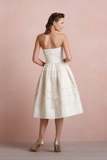 Buttercream Fondant Tea Dress | BHLDN