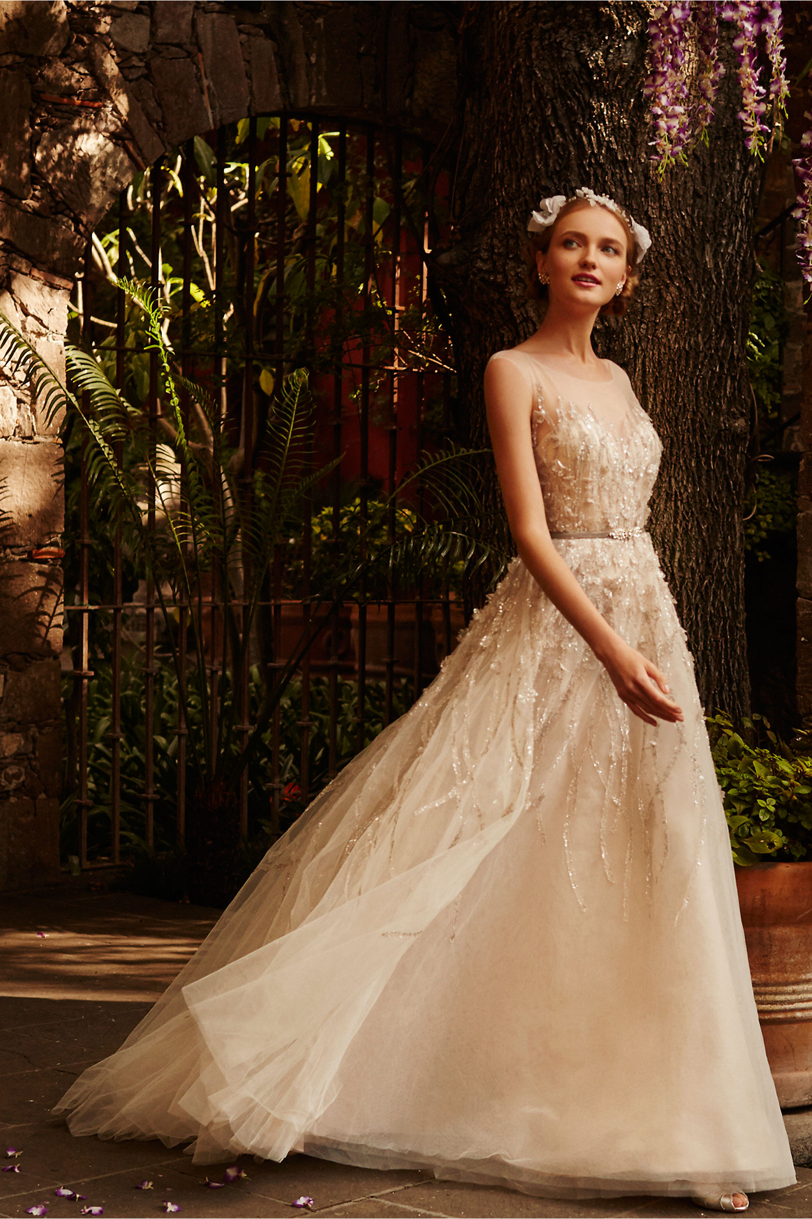 Spring 2015: Look 1 in Bride | BHLDN