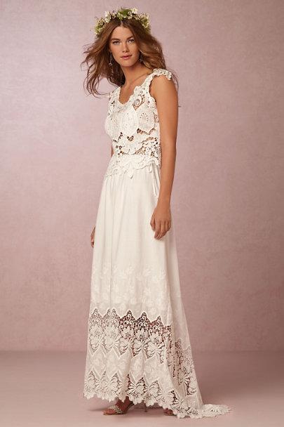 Ibiza medallion top arizona maxi skirt in bride bhldn for Maxi dress for wedding reception