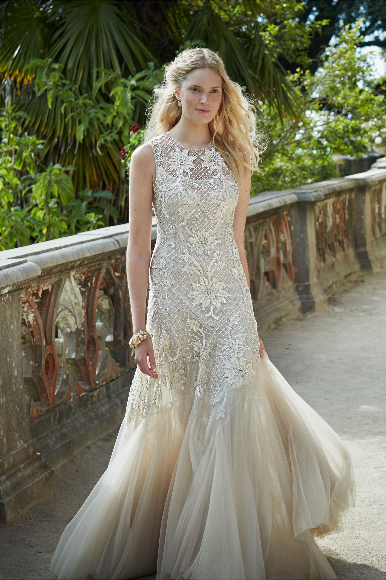 Twice Enchanted: Look 2 in Bride   BHLDN