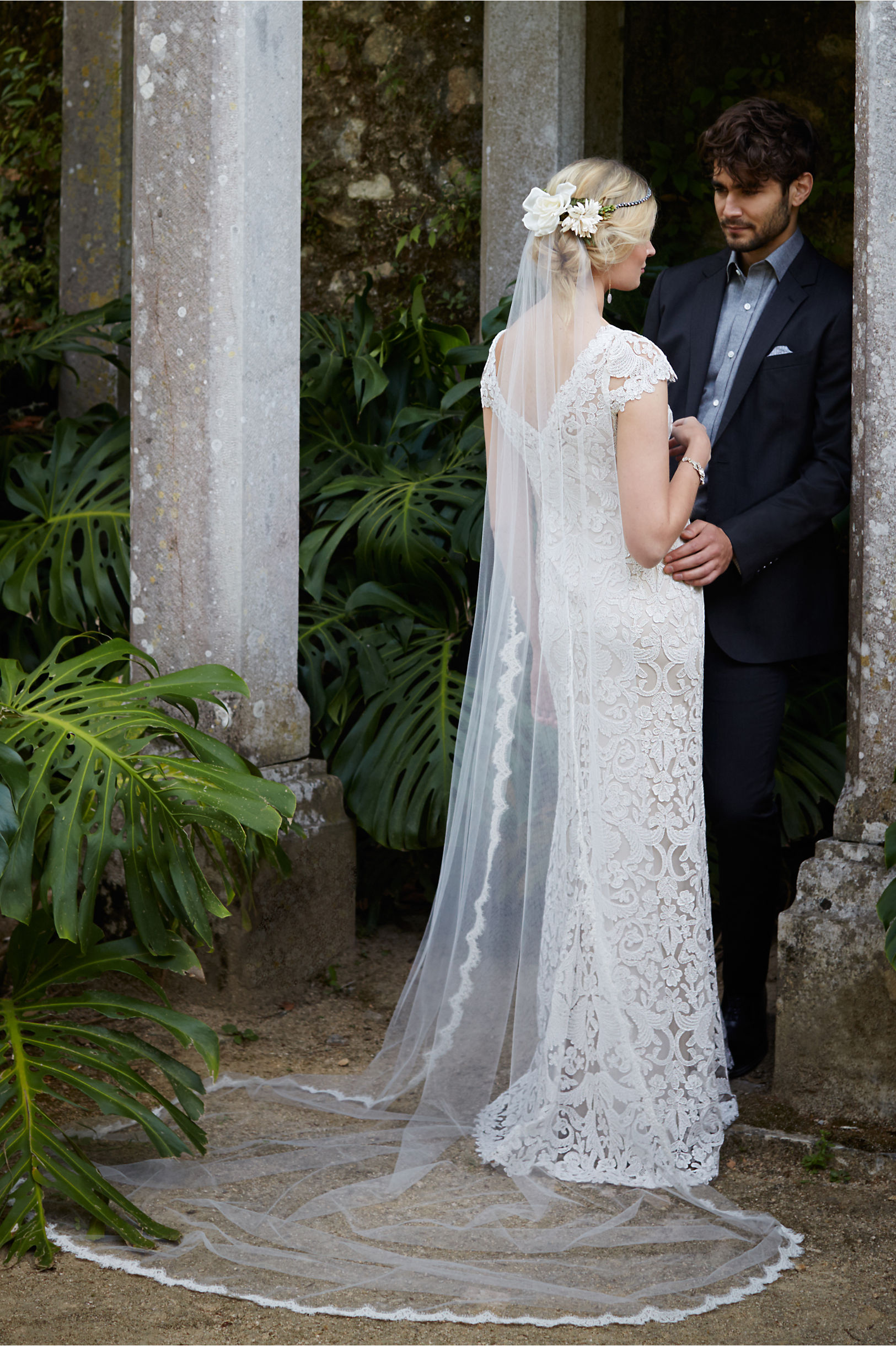 Twice Enchanted: Look 4 in Bride | BHLDN