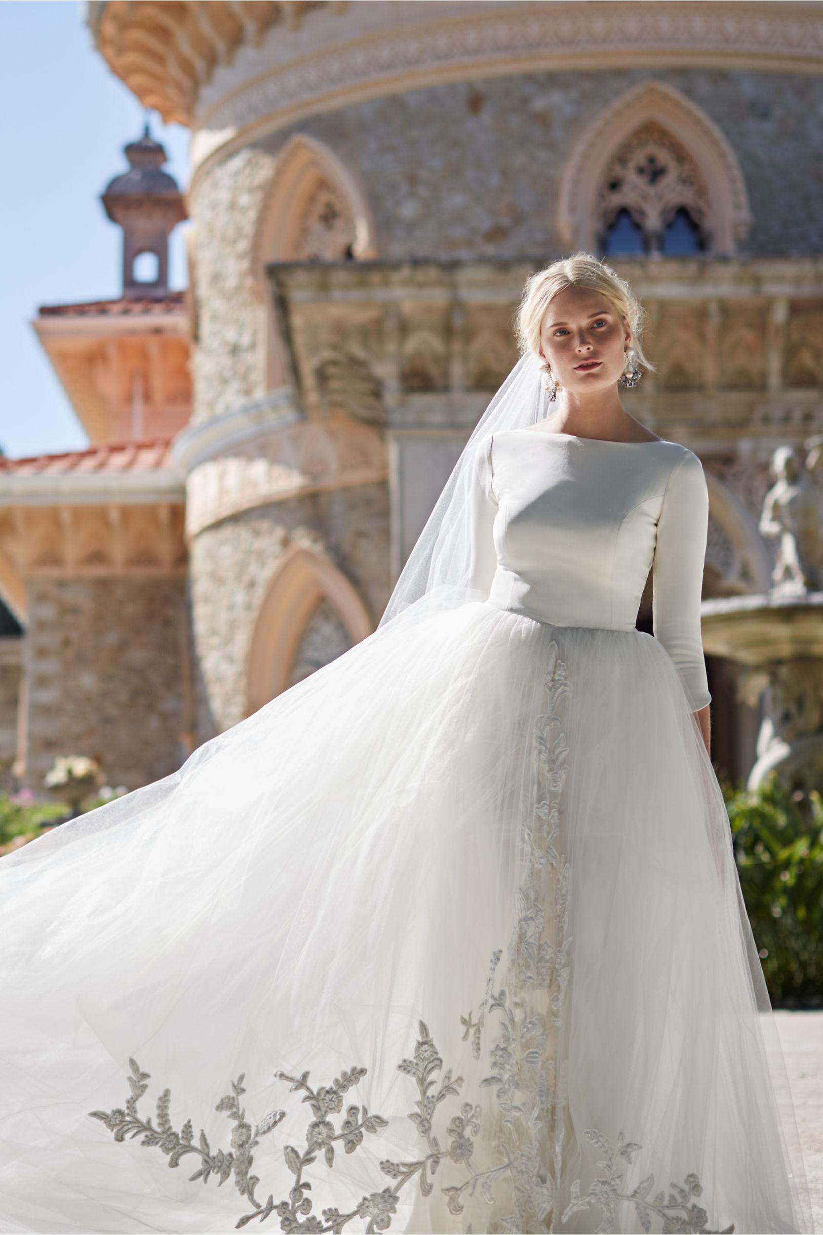 Twice Enchanted: Look 6 in Bride   BHLDN