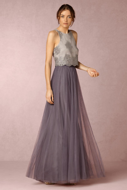 Bea Top Amp Louise Tulle Skirt In Bridal Party Bhldn