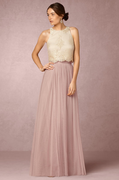 Bea Top Amp Louise Tulle Skirt In Bridesmaids Amp Bridal Party