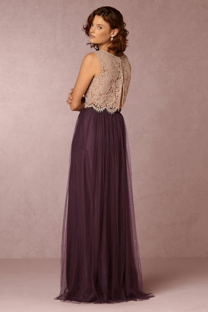 Cleo Top & Louise Tulle Skirt | BHLDN