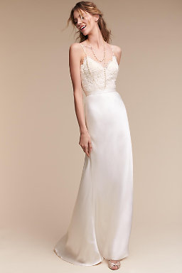 Wedding dress separates two piece bridal gowns bhldn havana corset top mae skirt junglespirit Gallery