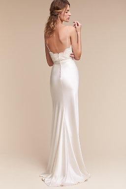 Corset Top Wedding Dress