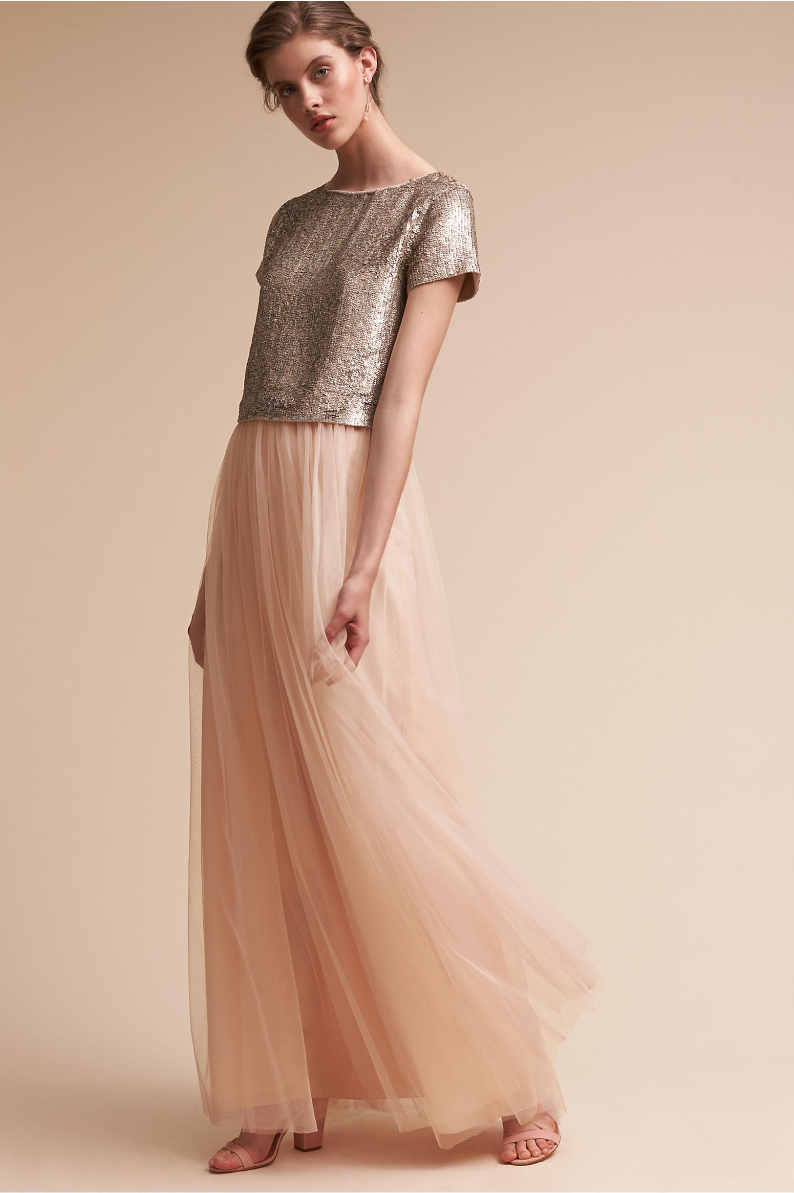 aa735bd50c Ellery Top & Louise Tulle Skirt in Bridesmaids & Bridal Party | BHLDN