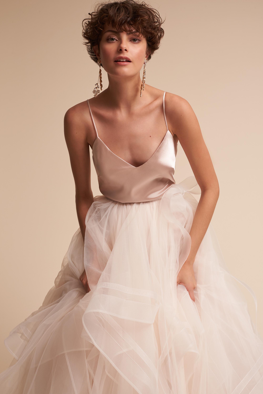 Wedding Dress Separates Two Piece Bridal Gowns BHLDN