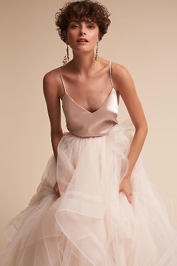 Wedding Dress Separates | Two Piece Bridal Gowns | BHLDN