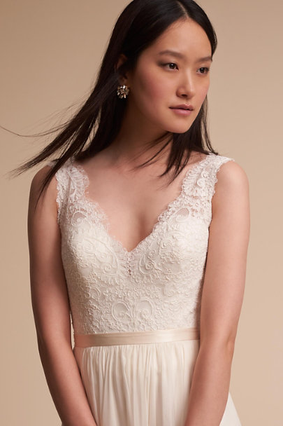 Pirouette Corset Top & Delia Maxi Skirt | BHLDN