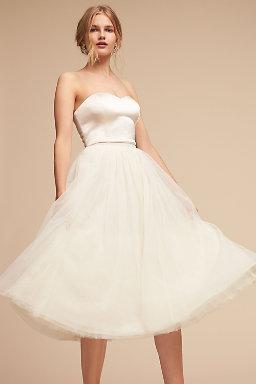 City hall courthouse wedding dress bhldn darla camisole top marcie skirt junglespirit Choice Image