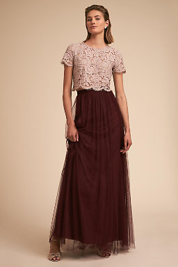 Kenzie Top & Louise Tulle Skirt