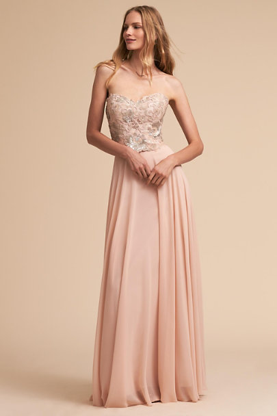 Renae Corset Top & Hampton Skirt | BHLDN