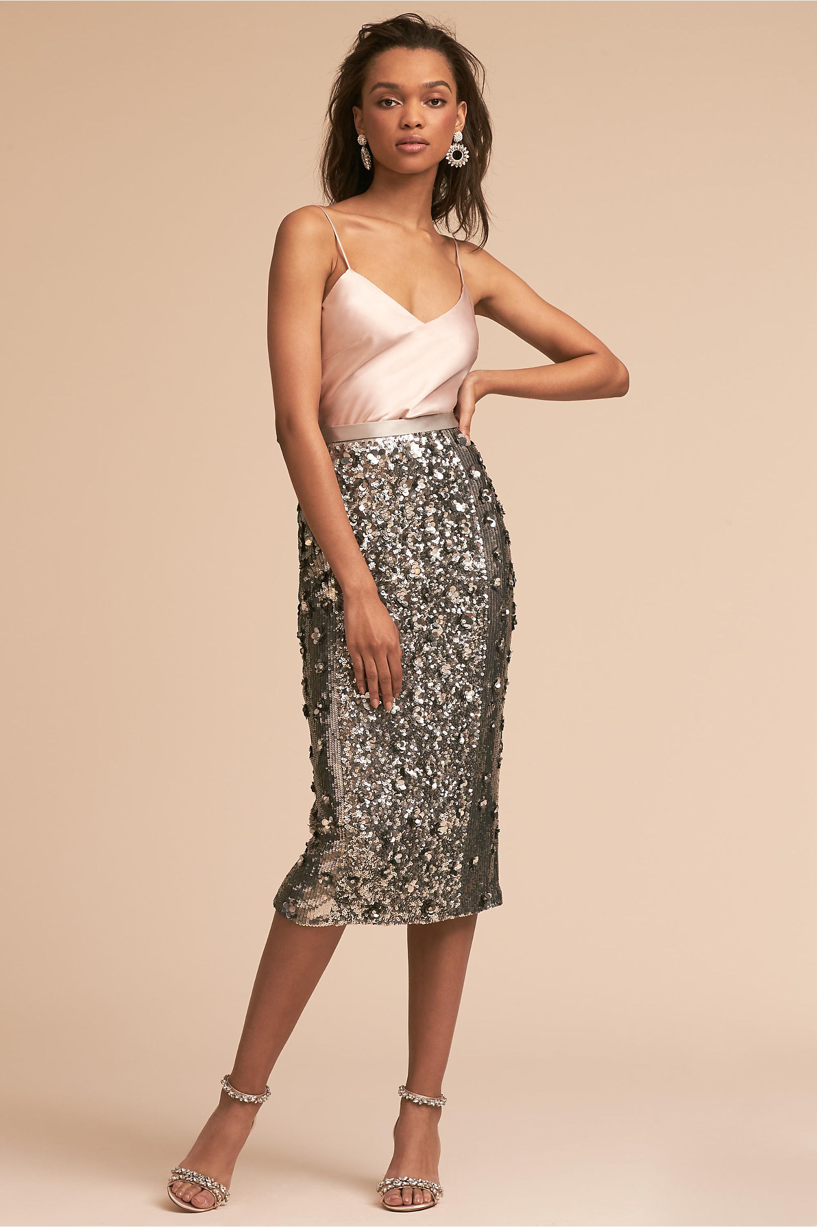 Laurel Cami Top Cohen Skirt