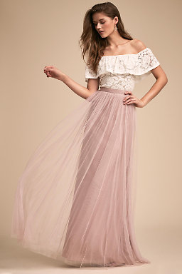 Bonnie Top & Louise Tulle Skirt
