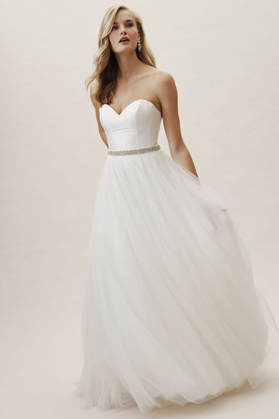 Colette Top & Clarke Skirt | BHLDN
