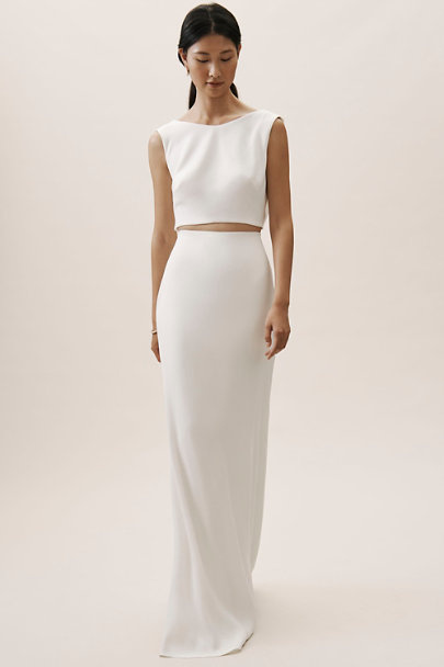Lawrence Top & Gidley Skirt | BHLDN