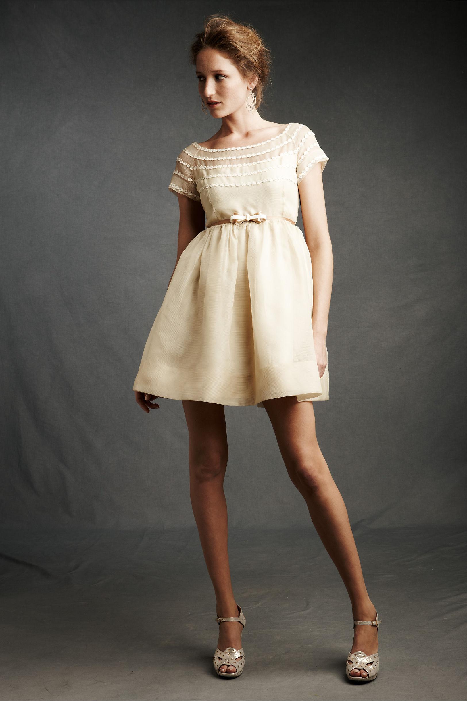 Orla Kiely Cream For Esmé Dress Bhldn