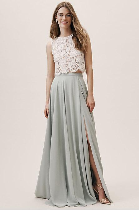 Cleo Top & Chateau Skirt