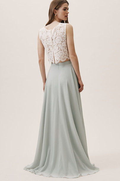 Cleo Top & Chateau Skirt | BHLDN