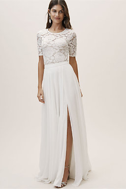 1000821141f Two Piece Bridesmaid Dresses   Separates