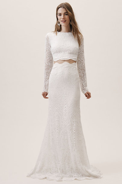 Huntley Top & Campbell Skirt | BHLDN