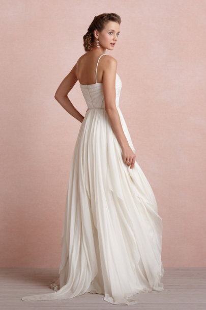 View larger image of Cascading Goddess Gown